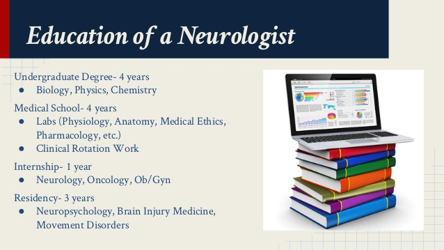 Becoming a neurologist