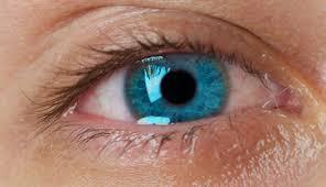 wässrige Augen