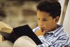 Citirea băiatului