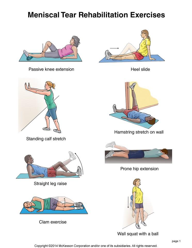 ACL rehab
